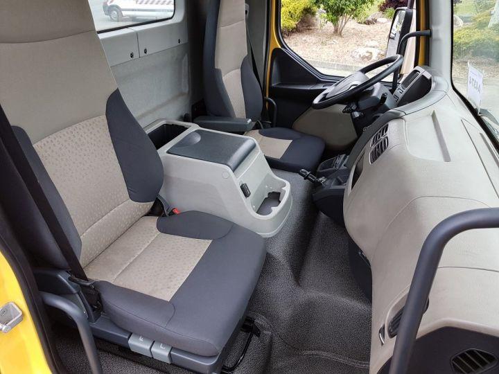Camion porteur Renault Midlum Ampliroll Polybenne 220dxi.12 MULTILIFT JAUNE - 18