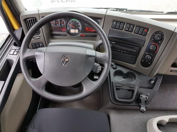 Camion porteur Renault Midlum Ampliroll Polybenne 220dxi.12 MULTILIFT JAUNE - 19