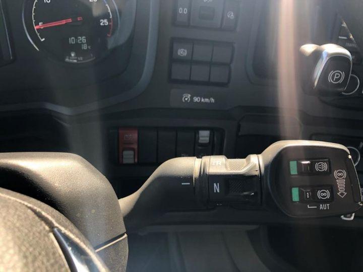 Camion porteur Scania G Ampliroll Polybenne 410 BLANC - 17