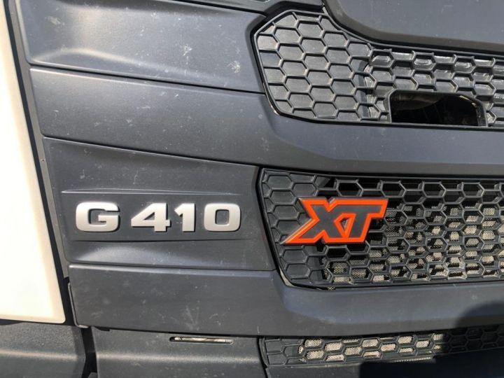 Camion porteur Scania G Ampliroll Polybenne 410 BLANC - 19