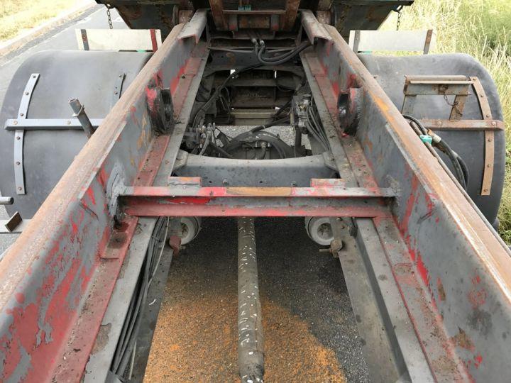 Camion porteur Volvo FL Ampliroll Polybenne 7 F 230 VERT ET BLEU - 14