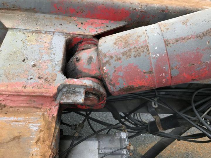 Camion porteur Volvo FL Ampliroll Polybenne 7 F 230 VERT ET BLEU - 16