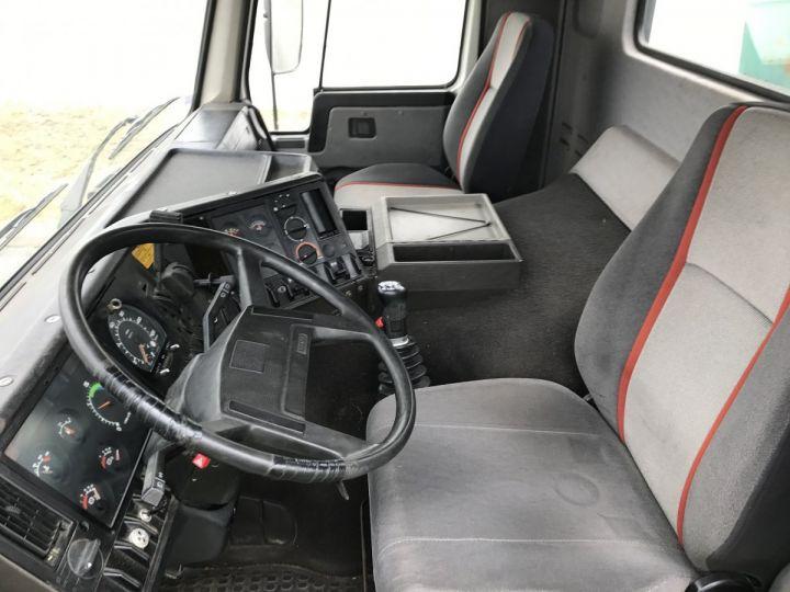 Camion porteur Volvo FL Ampliroll Polybenne 7 F 230 VERT ET BLEU Occasion - 20