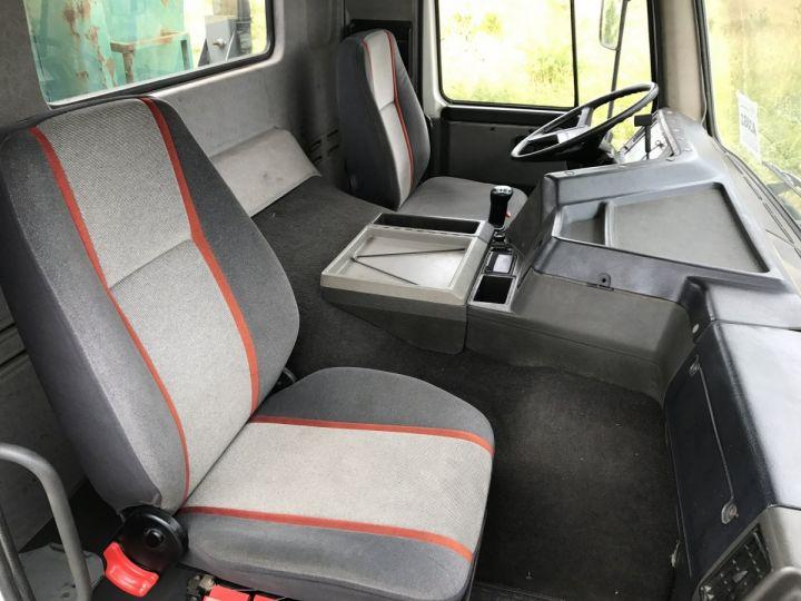 Camion porteur Volvo FL Ampliroll Polybenne 7 F 230 VERT ET BLEU Occasion - 21