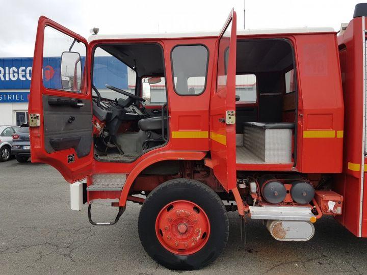 Camion porteur Renault G Autre 230.13 SP - AUTOPOMPE CAMIVA ROUGE POMPIERS - 11
