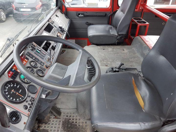 Camion porteur Renault G Autre 230.13 SP - AUTOPOMPE CAMIVA ROUGE POMPIERS Occasion - 12
