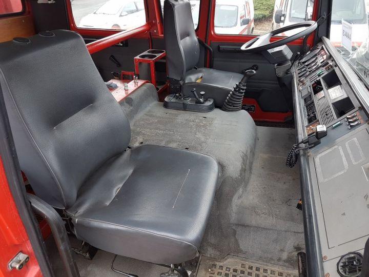 Camion porteur Renault G Autre 230.13 SP - AUTOPOMPE CAMIVA ROUGE POMPIERS - 16