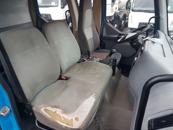 Camion porteur Renault Midlum Benne Double Cabine 220dci.12 TRI-BENNE / 7 PLACES BLEU Occasion - 19