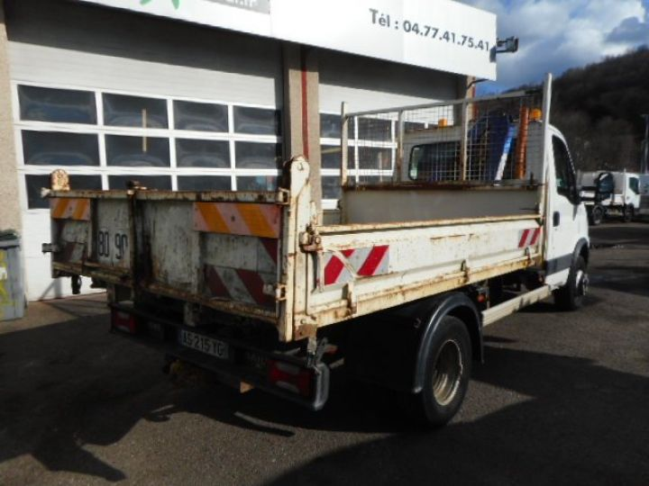 Camion porteur Iveco Daily Benne + grue 65C15 BENNE + GRUE  Occasion - 3