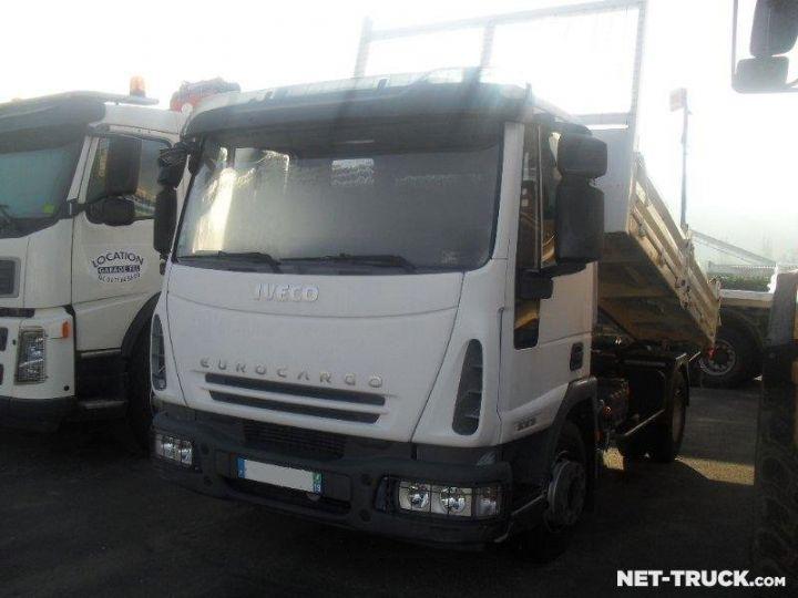 Camion porteur Iveco EuroCargo Benne arrière  - 2