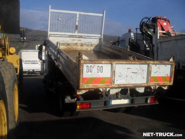 Camion porteur Iveco EuroCargo Benne arrière  - 4