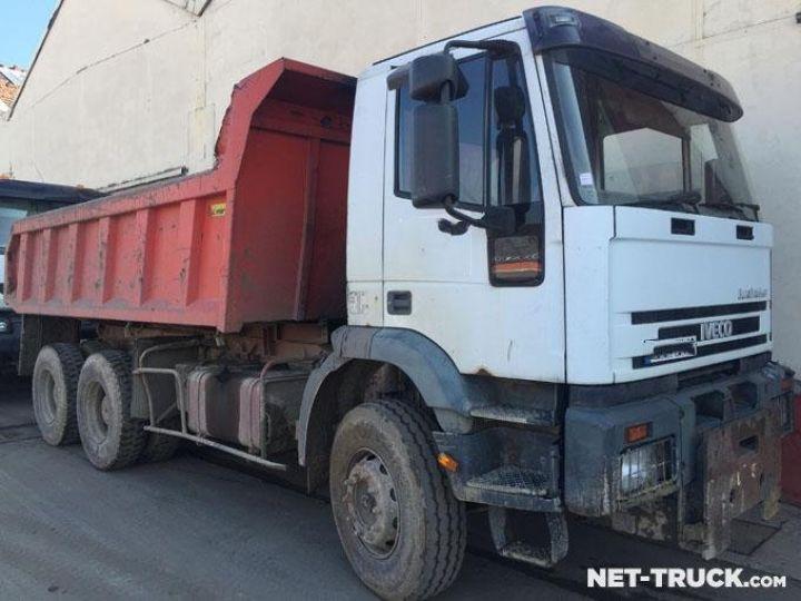 Camion porteur Iveco EuroTrakker Benne arrière  - 1