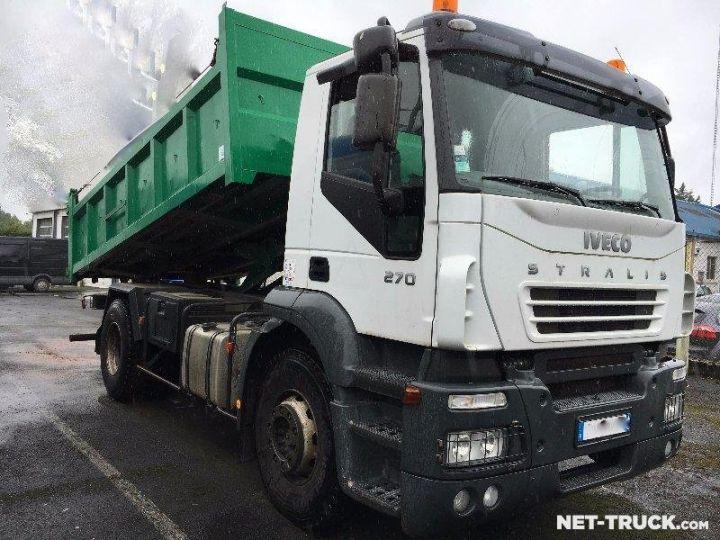 Camion porteur Iveco Stralis Benne arrière  - 2