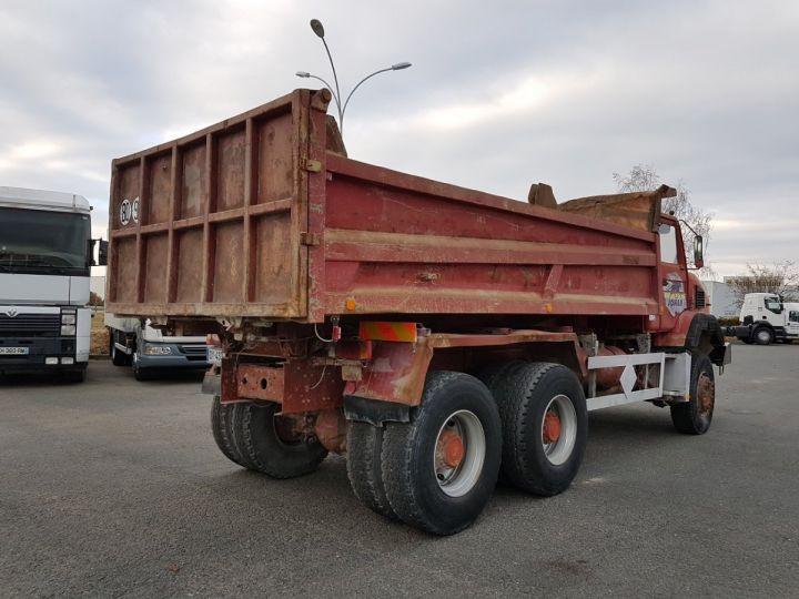 Camion porteur Renault CBH Benne arrière 280 6x4 BENNE MARRON - 3