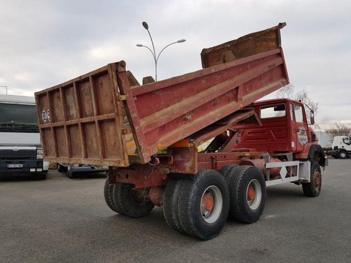 Camion porteur Renault CBH Benne arrière 280 6x4 BENNE MARRON - 4