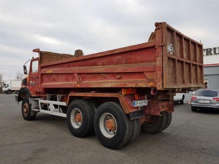 Camion porteur Renault CBH Benne arrière 280 6x4 BENNE MARRON - 8