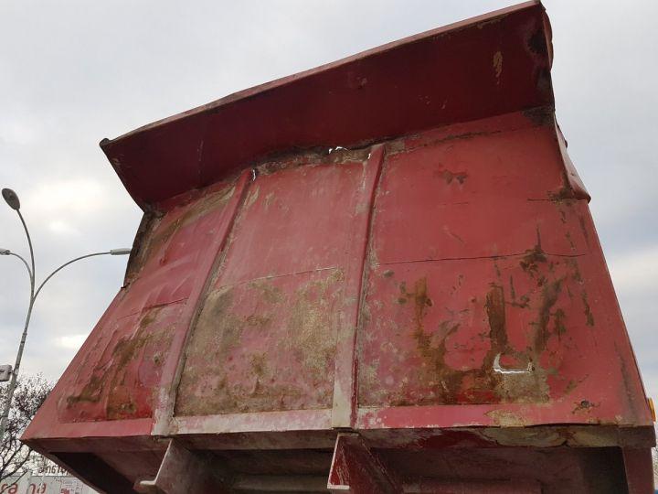 Camion porteur Renault CBH Benne arrière 280 6x4 BENNE MARRON - 15