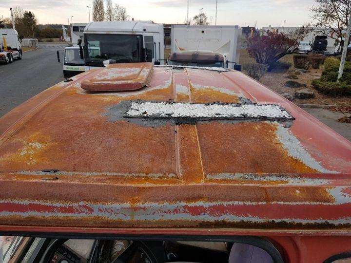 Camion porteur Renault CBH Benne arrière 280 6x4 BENNE MARRON - 16