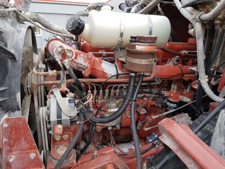 Camion porteur Renault CBH Benne arrière 280 6x4 BENNE MARRON - 18