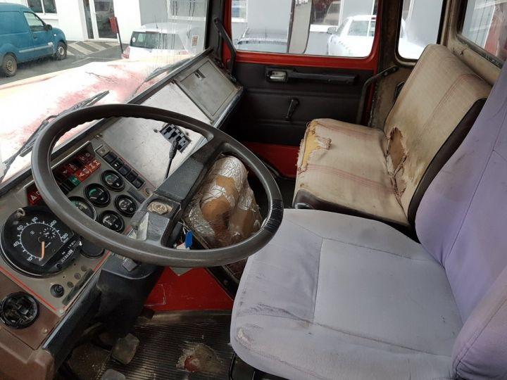Camion porteur Renault CBH Benne arrière 280 6x4 BENNE MARRON - 19