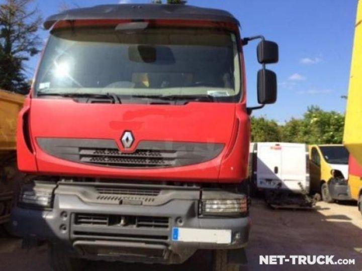 Camion porteur Renault Kerax Benne arrière  - 3