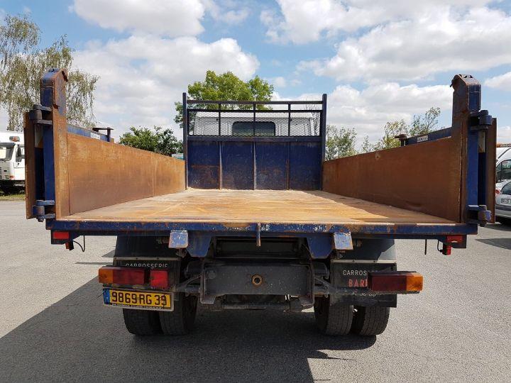 Camion porteur Scania P Benne arrière 93 M 210 BLANC - BLEU Occasion - 11