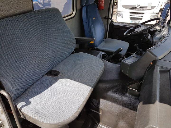 Camion porteur Scania P Benne arrière 93 M 210 BLANC - BLEU Occasion - 21