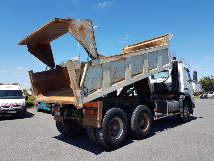 Camion porteur Volvo FM12 Benne arrière .340 6x4 BENNE BLANC - 4