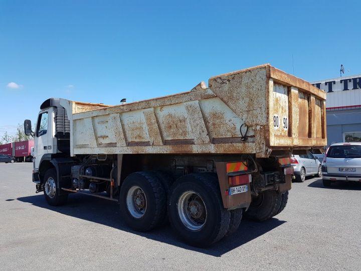 Camion porteur Volvo FM12 Benne arrière .340 6x4 BENNE BLANC - 8