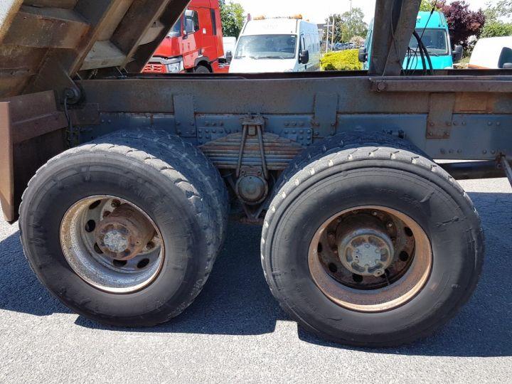 Camion porteur Volvo FM12 Benne arrière .340 6x4 BENNE BLANC - 15