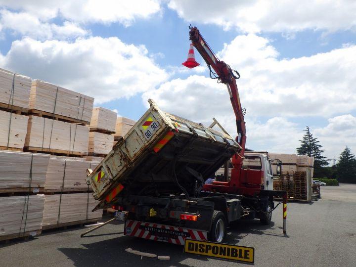 Camion porteur Daf Bibenne / Tribenne  - 2