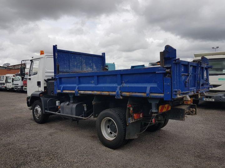Camion porteur Daf FA55 Bibenne / Tribenne 15.210 ATI BLANC - BLEU Occasion - 5