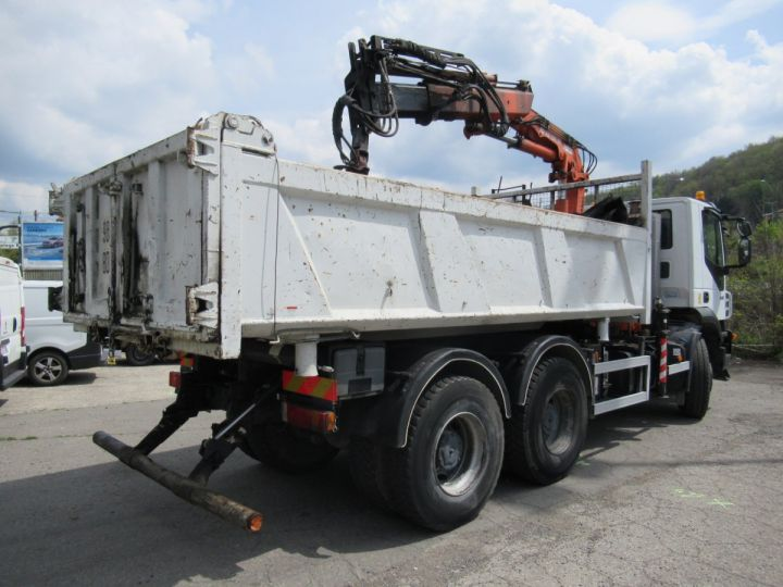 Camion porteur Iveco EuroTrakker Bibenne / Tribenne 260t41  - 3