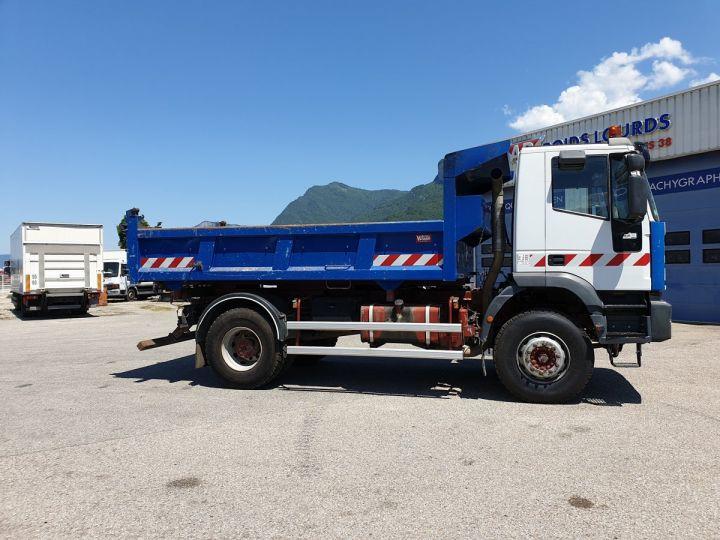 Camion porteur Iveco EuroTrakker Bibenne / Tribenne Cursor 310  - 6