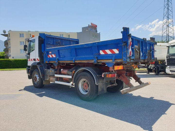 Camion porteur Iveco EuroTrakker Bibenne / Tribenne Cursor 310  - 7