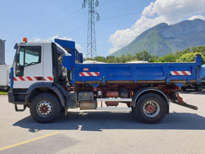 Camion porteur Iveco EuroTrakker Bibenne / Tribenne Cursor 310  - 8