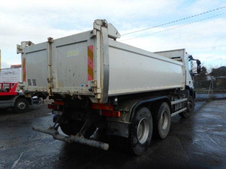 Camion porteur Iveco Trakker Bibenne / Tribenne AD260T36  Occasion - 3