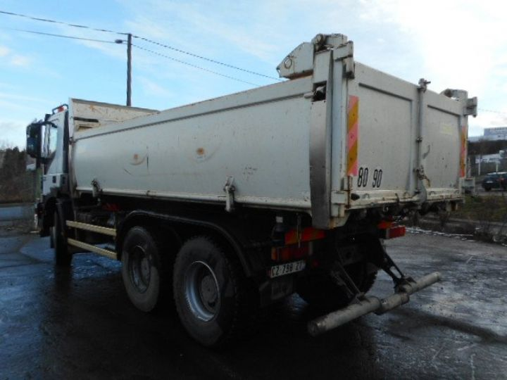 Camion porteur Iveco Trakker Bibenne / Tribenne AD260T36  Occasion - 4