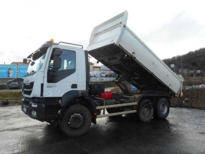 Camion porteur Iveco Trakker Bibenne / Tribenne AD260T36  Occasion - 5