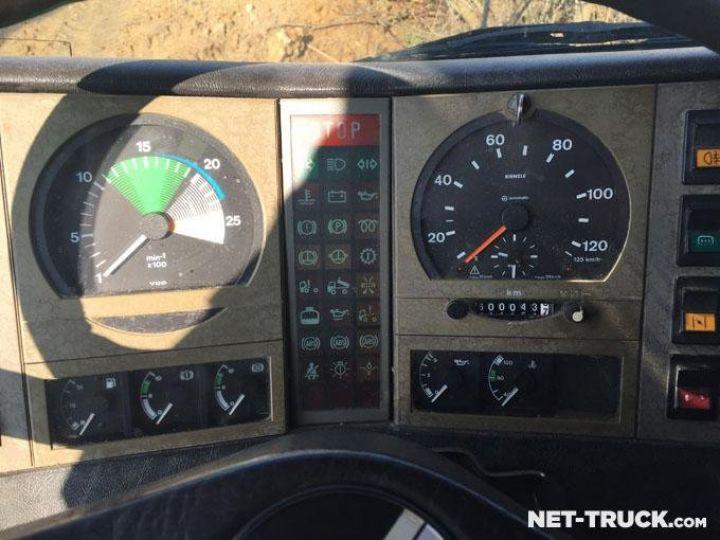 Camion porteur Man F2000 Bibenne / Tribenne  - 8