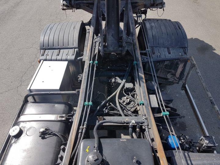 Camion porteur Man FE Bibenne / Tribenne 310 A BLANC Occasion - 14