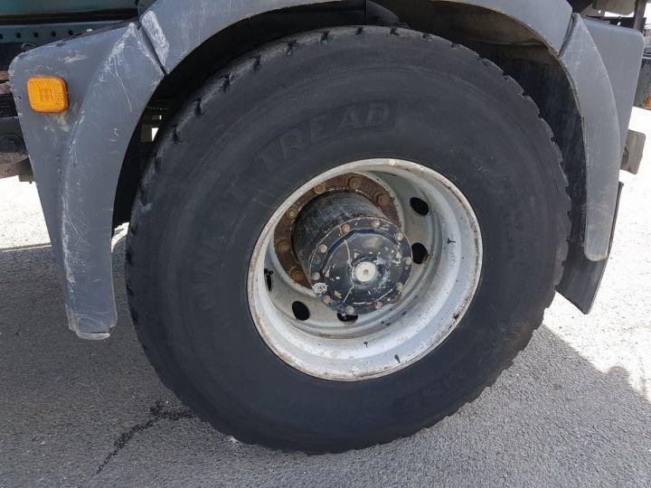 Camion porteur Man FE Bibenne / Tribenne 310 A BLANC Occasion - 16