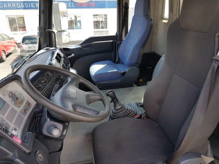 Camion porteur Man FE Bibenne / Tribenne 310 A BLANC Occasion - 19
