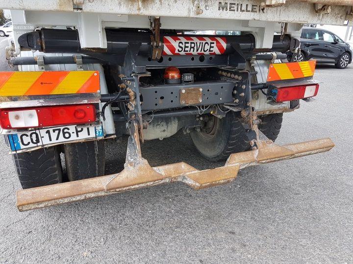Camion porteur Renault Kerax Bibenne / Tribenne 430dxi.26 6x4 BLEU BLANC - 12