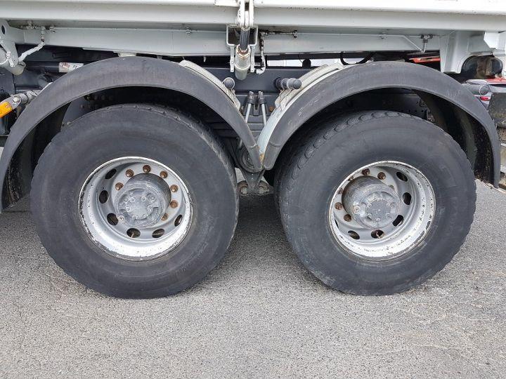 Camion porteur Renault Kerax Bibenne / Tribenne 430dxi.26 6x4 BLEU BLANC - 14