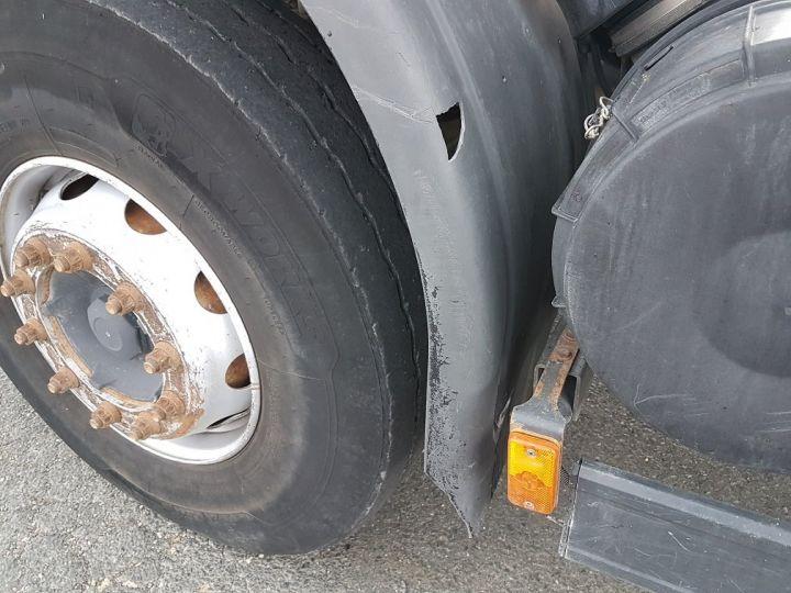 Camion porteur Renault Kerax Bibenne / Tribenne 430dxi.26 6x4 BLEU BLANC - 17