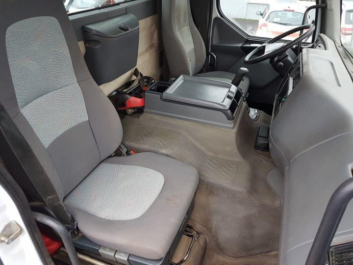 Camion porteur Renault Kerax Bibenne/Tribenne + Grue 370dci.26 6x4 + PK 16502 BLANC et JAUNE Occasion - 19