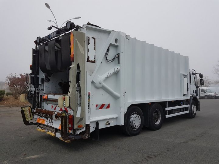 Camion porteur Renault Premium B.O.M 310dxi.26 6x2/4 BOM BLANC Occasion - 2