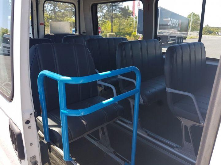 Camion porteur Bus et Cars JUMPER 35MH 2.2 HDI 100 - 23 PLACES ENFANTS BLANC Occasion - 7