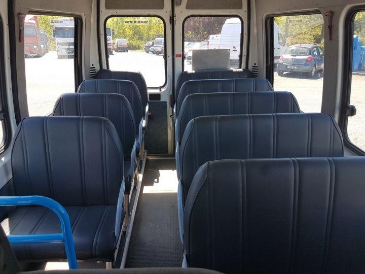 Camion porteur Bus et Cars JUMPER 35MH 2.2 HDI 100 - 23 PLACES ENFANTS BLANC Occasion - 8